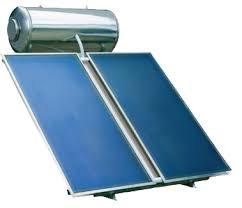L'option d'un chauffe-eau solaire