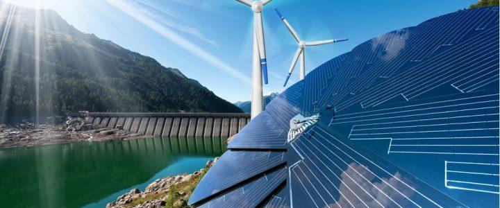 Energie solaire VS énergie hydraulique